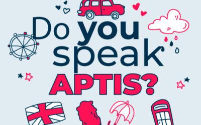 ¡Comenzamos los cursos de APTIS B1 y B2!