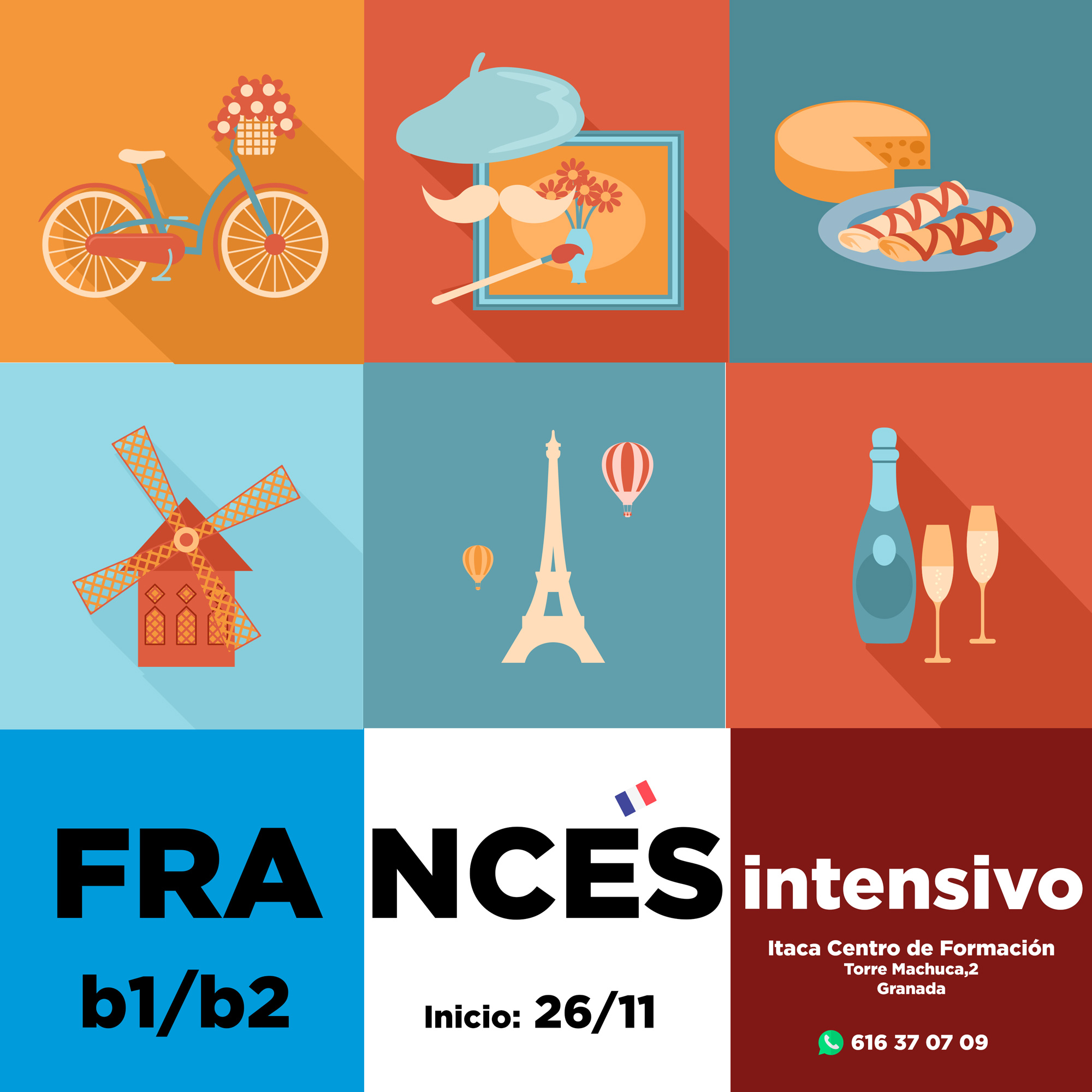 intensivo-frances-cartel